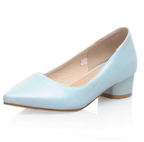 Popular Blue Wedding Shoes Low Heel Buy Cheap Blue Wedding
