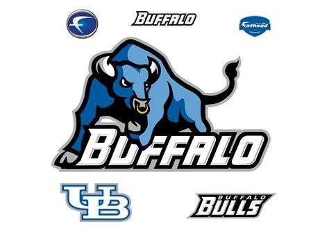 buffalo bulls logo wall decal shop fathead  buffalo