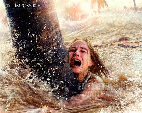 film petualangan bertahan hidup the impossible bertahan hidup di tengah tsunami