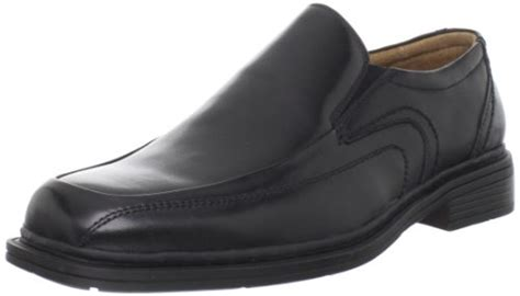 florsheim men s welter slip on black 11 d us bossman shoes