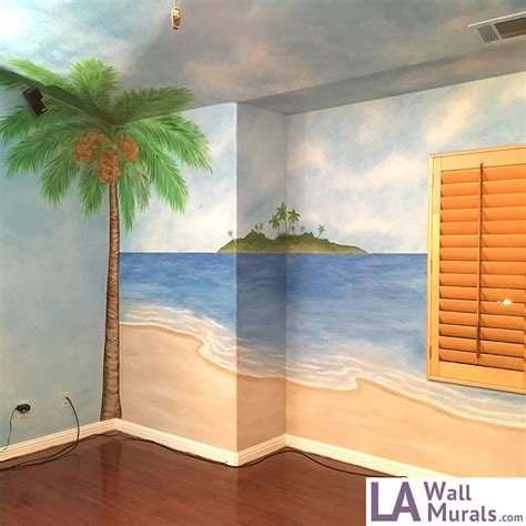 Handmade Wall Murals - custom wall mural exles la wall murals