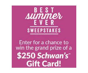 Schwan S Gift Cards - win schwan s gift cards and a grilling set three winners freebiefresh