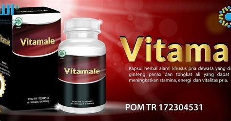 Vitamale Nes V vitamale hwi vitamin khusus pria gudang hwi official