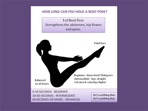 boat pose quotes full boat pose on the move fitness pinterest