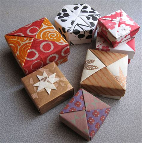 Japanese Origami Box - japan picfind1 bloguez