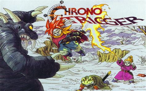 chrono trigger chrono trigger turns 20 years who s your favorite
