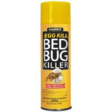 alcohol kill bed bugs harris egg 16 egg kill bed bug 16oz insect killer spray