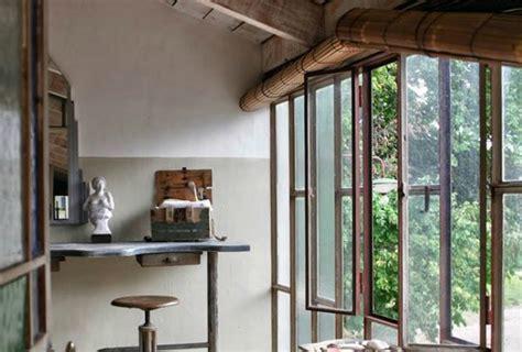 veranda bureau un bureau dans la v 233 randa cocon de d 233 coration le