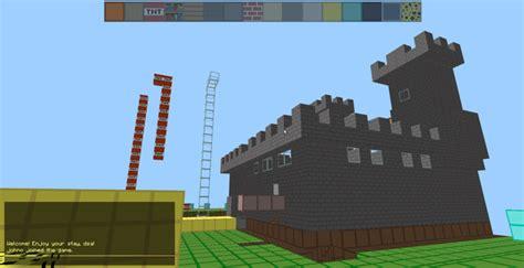 webcraft  minecraft classic clone  webgl html game
