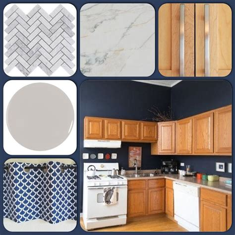 honey oak kitchen cabinets kitchen wall colors with honey kitchen inspiration honey oak cabinets and hale navy blue