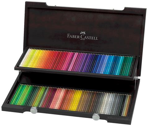 polychromos colored pencils faber castell polychromos artists colored pencil wood