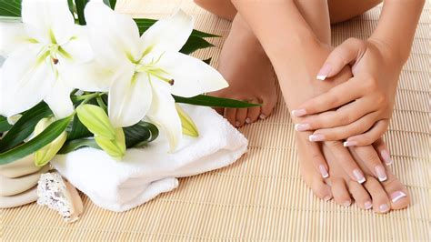Manicure And Pedicure by Health Is Wealth Business Goa
