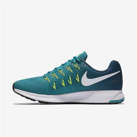 Nike Zoom Pegasus nike mens air zoom pegasus 33 running shoes teal midnight turquoise tennisnuts