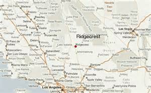 ridgecrest california location guide