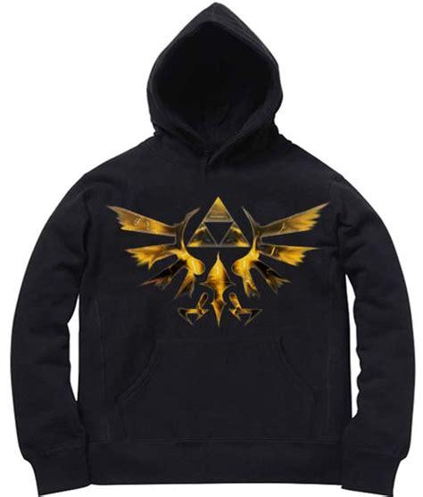 design logo hoodie unisex premium hoodies zelda logo design