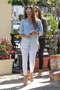 eva longoria looks expectant in blouse as she attends political eva longoria looks impremedia net