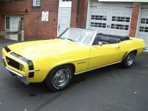 sell used 1969 69 chevy camaro rs lm 1 convertible daytona