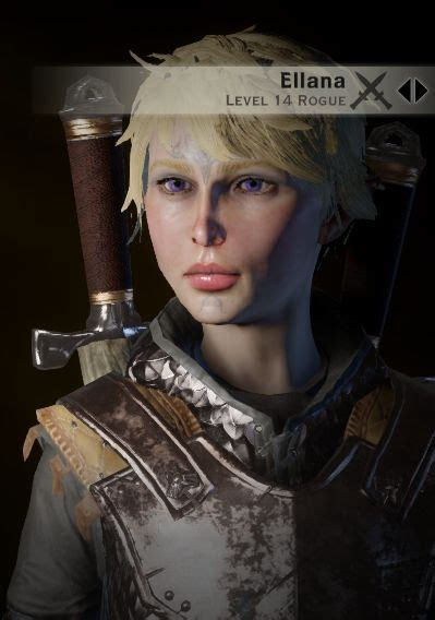 Mirah Sweepstakes Prize - dragon age inquisition post your inquisitor