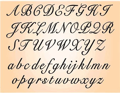pretty tattoo font generator 1000 ideas about cursive letters on pinterest cursive
