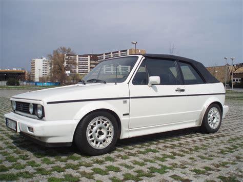 volkswagen golf mk1 vw golf mk1 cabrio luka