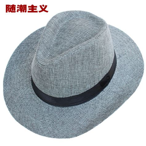 summer 2105 styles new 2105 summer style fashion straw fedora hats jazz caps