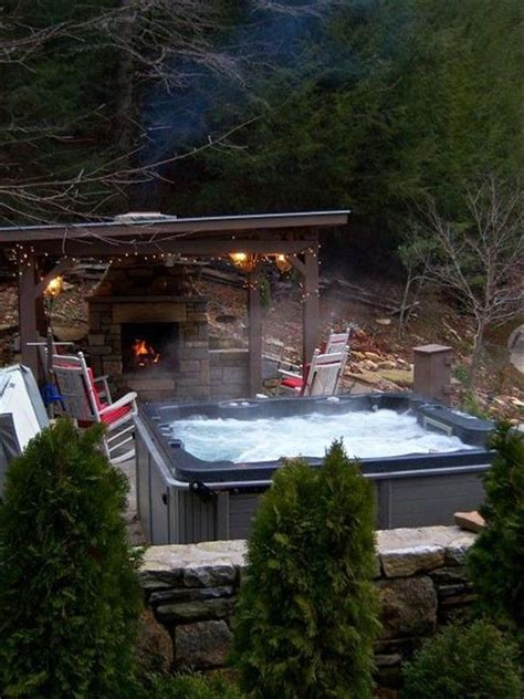 Cabin Rentals In Nc Mountains With Tub spa pool table gameroom waterfalls fresh eggs hdtv