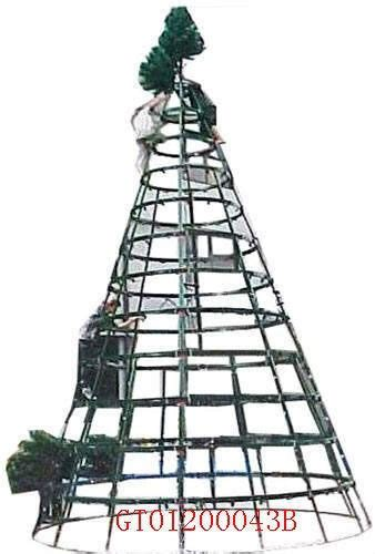 2015 giant tree outdoor metal frame christmas tree buy
