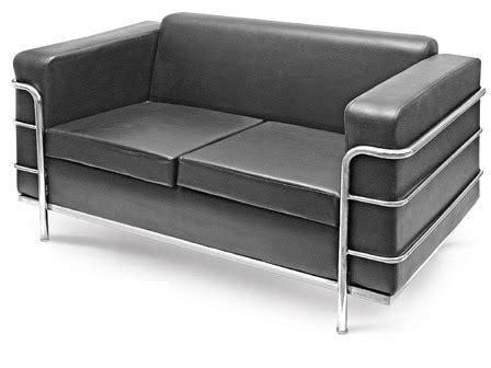 steel frame sofa steel frame sofa leifur contemporary style stainless steel