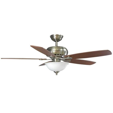hton bay southwind 52 in brushed nickel ceiling fan 94 best house images on bedroom ideas for