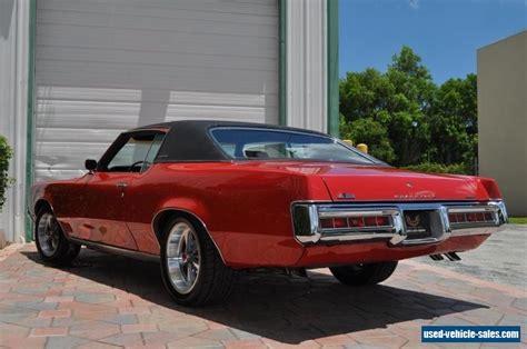 1970 pontiac grand prix for sale in canada
