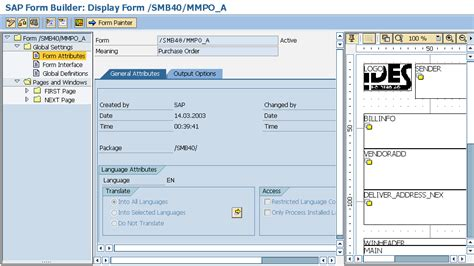 tutorial sap adobe forms sap adobe form script tutorial download travellin