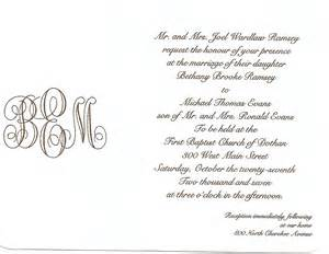 what to write on a wedding invitation writing wedding invitations the wedding specialiststhe wedding specialists
