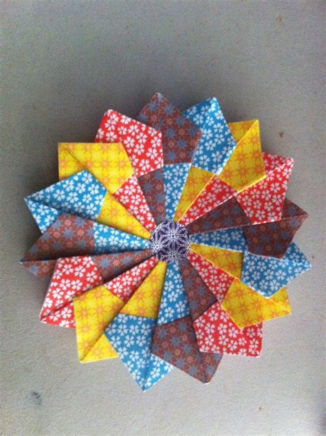 Origami Crackers - 90 best images about teabag folding on