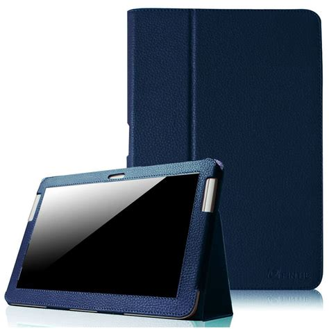 Samsung Tablet 10 1 Inch fintie slim fit folio cover for samsung galaxy tab 2