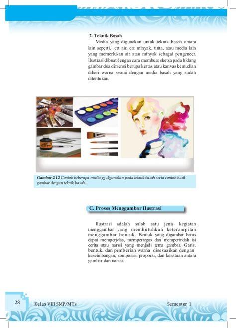 Buku Seni Dalam Dimensi buku siswa seni budaya kelas viii smp kurikulum 2013