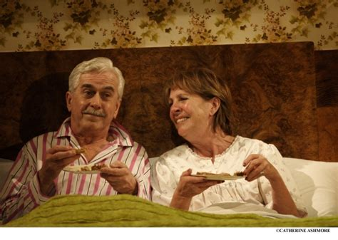 Bedroom Farce Sheffield Penelope Wilton Theatre Credits