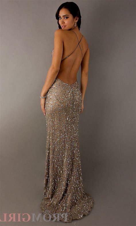 gold prom dress with open back naf dresses gold sequin open back prom dress naf dresses