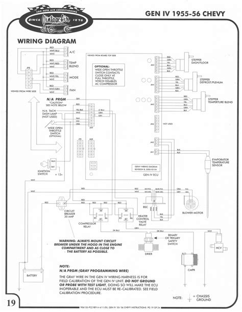 vintage air wiring diagram 26 wiring diagram images