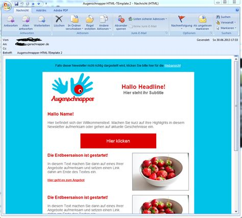 outlook newsletter template 28 outlook newsletter template email newsletter