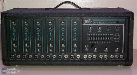Daftar Audio Mixer Peavey user reviews peavey xr 600c audiofanzine
