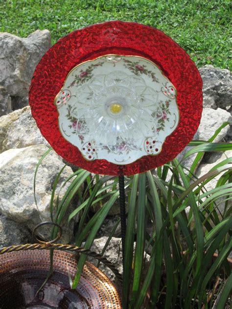 Handmade Garden Decor - handmade unique garden decor photograph plate unique g