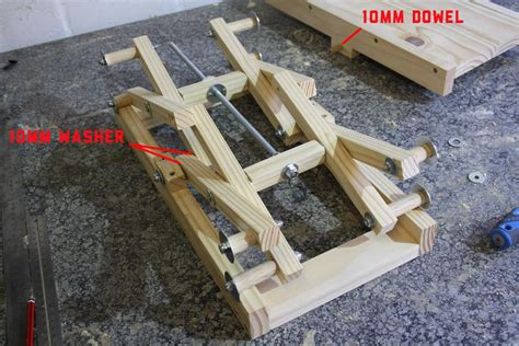 wood scissor lift table plans how to your own diy scissor lift with plans