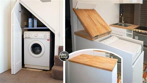 bidet verstecken nascondere la lavatrice dentro casa 20 idee originali