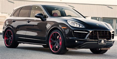 porsche suv black 2016 porsche cayenne probably will gain the best crossover