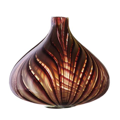 Handmade Glass Vases - eh handmade coloured glass vase