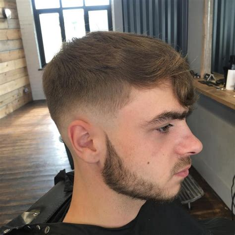 haircuts downtown hamilton best 25 mid skin fade ideas on pinterest side part fade