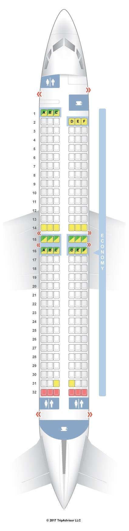 transavia seats seatguru seat map transavia airlines boeing 737 800 738