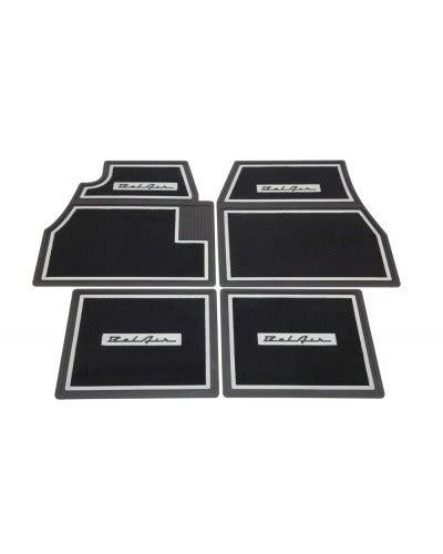 Mr6918 Black floor mats 55 7 belair black