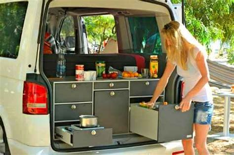 Stainless Steel Kitchen Canister Camping Box For Small Campers
