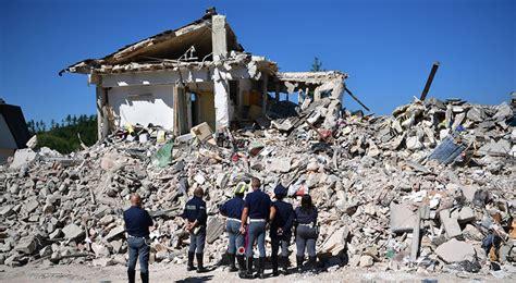 jubilaciones de amas de casa agosto 2016 terremoto si lavora ancora tra le macerie il post